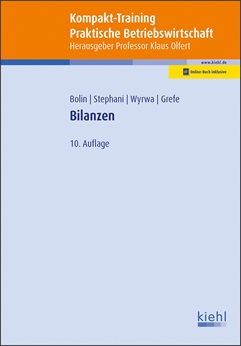 Kompakt-Training Bilanzen Buch Cover
