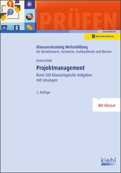 Projektmanagement Buch Cover 2020